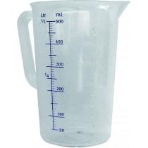 Pot mesureur en polypropylène
