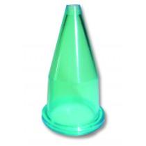Douille unie en polycarbonate sans BPA