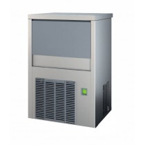 Machine à glaçon plein avec réserve, CG 100, grand glaçon (41 g)