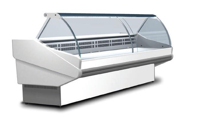 Vitrine Refrigeree Salina Plus 250 Vitre Bombee Rabattable 1 81 M2 456 L Stl Sarl Materiels Cuisine Com