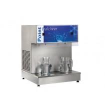 Fontaine d'eau professionnelle froide RC 60 inox, sur socle, avec une puissance de 400 W