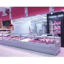Vitrine réfrigérée DREAM 93 VD, vitre droite, 0.6 m2, 90 W