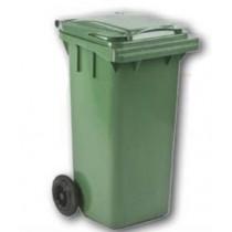 Poubelle 120 litres pour poubelle réfrigérée, L 480 x P 550 x H 960 mm