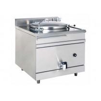 Marmite électrique 200L inox avec autoclave et control vapeur