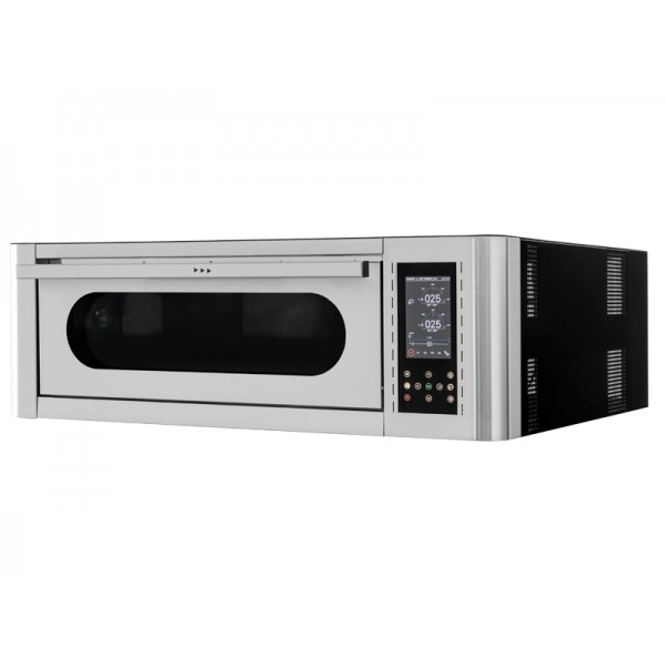 Four à pizza, éléctrique numérique ventilée, GENIUS 5