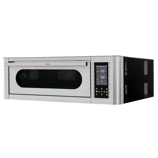 Four à pizza, éléctrique numérique ventilée, GENIUS 6L