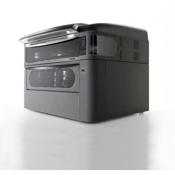 Four à pizza, éléctrique numérique, couleur noir, VISIOME9/C