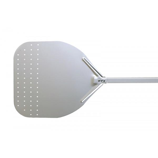 Pelle à pizza, PALA NAPOLI, silver, L 1450 mm x Ø 410 mm