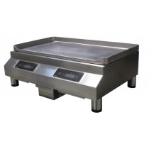 Plancha induction, GLP 6000, posable Geoline, 1 cordon sans fiche secteur, 230 V