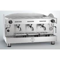 Machine à café espresso BEZZERA B2016 DE - 3 Groupe