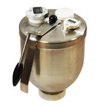 Distributeur de pâte à crêpes DIGITAL, 4.5 litres