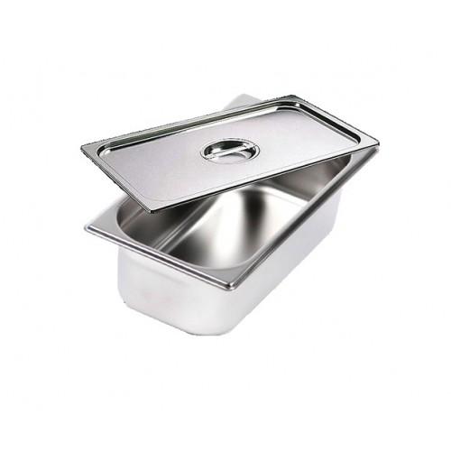 Bac Gastro Inox Avec Couvercle Stl Sarl Materiels Cuisine Com