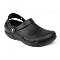 Sabots crocs professionnel, couleur noir, pointure 47