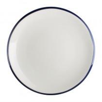 Assiette plate en porcelaine Olympia Brighton, Ø 230 mm
