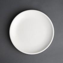 Assiette plate blanche Olympia Café, Ø 205mm, 12 pièces