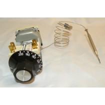 Kit thermostat complet 60-200 °C, pièce détachée pour fours et étuves