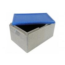 Conteneur isotherme PPE GN1/1, haute densité, 30 litres