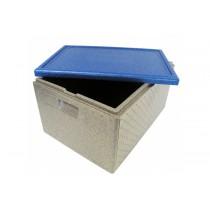 Conteneur isotherme PPE 40 x 60, haute densité, 42 litres