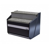 Meuble caisse pour vitrine comptoir gamme FARO