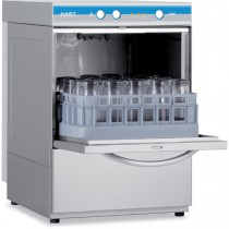 Lave-verre professionnel, modèle Fast 130S Analogique ( panier 350 x 350 mm )