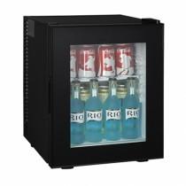 Mini bar réfrigéré, porte vitrée, 35 L