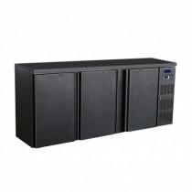 Arrière bar, gamme CLASSIC, 2 portes battantes, 290 L