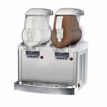 Distributeur de glace à l'italienne, 1 cuve, 6 L