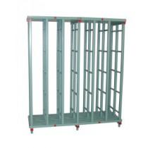 Structure range tapis XL-6