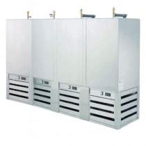 Refroidisseur d'eau, corps en inox, capacité cuve 400 L