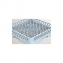 Panier 22 assiettes ø 240 mm, pour lave-vaisselle à capot