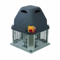 Tourelle d'extraction à rejet horizontal, type 36, débit max : 2700 m3/h