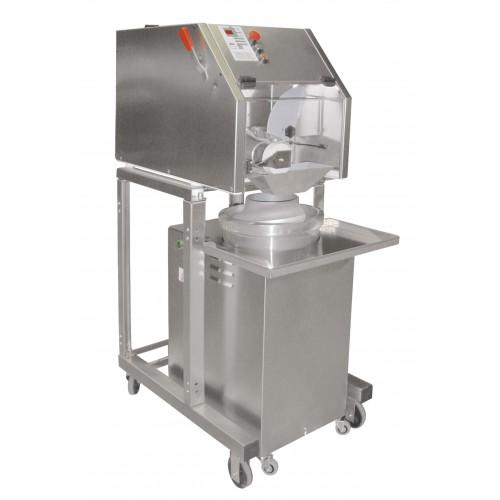Combiné diviseuse-bouleuse pour pâte à pizza, capacité cuve 40 Kg, 1.3 kW
