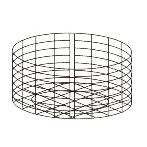 Panier verre rond Ø 350 x 105 mm pour lave-vaisselle LV35/LV35D