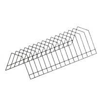 Support-soucoupes 300 x 100 x 90 mm