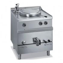 Marmite chauffe direct, à gaz, gamme 700, modèle MGMR 7-70, 50 litres