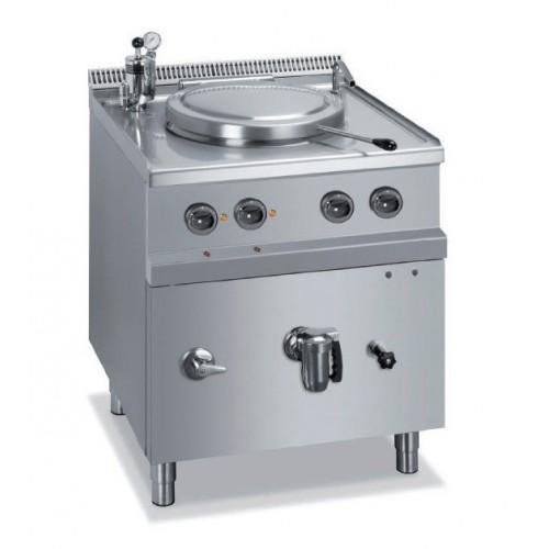Marmite chauffe indirect, électrique, gamme 700, modèle MEMR 7-70, 50 litres