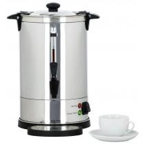 Percolateur meilleur prix, à café 48 tasses, acier inoxydable, Ø 210 mm , H 370 mm