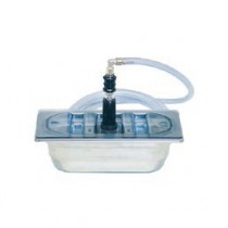 Kit d'aspiration pour bacs gastronorm, pour machine sous vide de table mini max