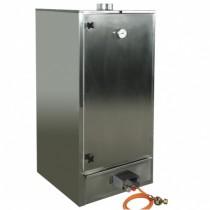 Fumoir 'FM2-70/85' pour viande et poisson, en acier inoxydable, 7 niveaux,