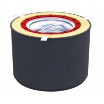 Kit coupe feu, isolant thermique avec cloche et support cloche pour siphon 218-110