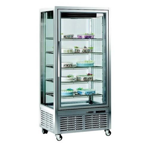 Armoire d 39 exposition cons rvation diva 650gs stl sarl for Materiel armoire cuisine