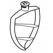 Feuille 8 L, accessoire pour Batteur-mélangeur modèle RM 8