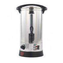 Distributeur d'eau chaude, en inox, 10 litres
