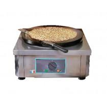 Crêpière à gaz B/P, 1 plaque, 3.2 kW
