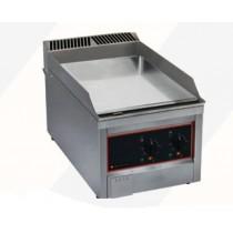 Plaque à snacker électrique simple, en chrome, 6 kW / TRI, déstockage
