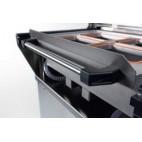 Conditionnement et emballage, operculeuse barquette, semi-automatique industrielle BS 40 BASIC sans matrice