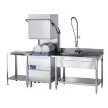 Lave vaisselles à capot LP 12 S 720 x 730 x 1470/1890 mm