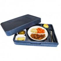 Portage repas, Dinner Chef, Hauteur 120 mm