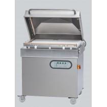 Machine a emballer sous vide industrielle, en inox, modèle TITANF800L