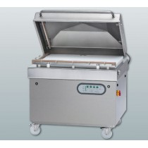 Machine a emballer sous vide industrielle, en inox, modèle TITAN F 1000 II